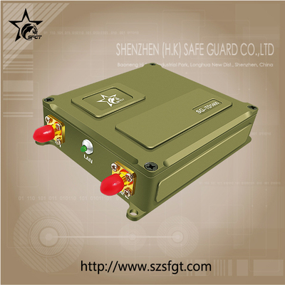 New Radio for IP motion solution SG-1400