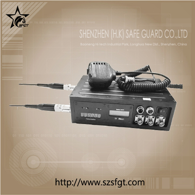 COFDM video & duplex audio transmitter SG-VT10